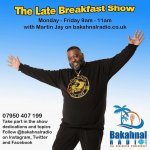 The Late Breakfast Show