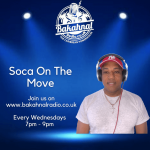 Soca On The Move Show
